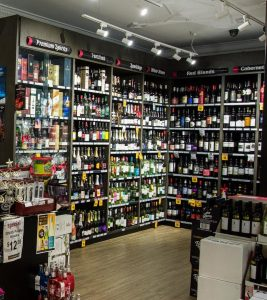 brooklyn park cellars has a great range of select wines craft beers ciders and spirits