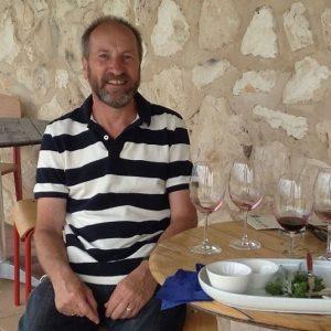 Phil Buxton director of brooklyn park cellars