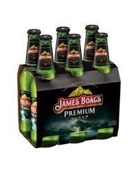 james boags premium beer 6-pack