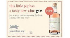 squealing pig distillery